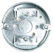 "3-1/2"" Round Ceiling Pan"