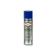 Safety Spray Paint Blue
