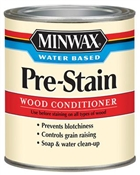 Pre-Stain Wood Conditioner, Water Based, 1 Quart