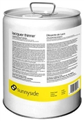 Sunnyside Lacquer Thinner 5 Gallon