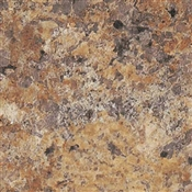 6' Laminate Butterrum Granite Valencia Countertop
