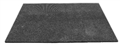 "4'X 6' - 3/4"" Tenderfoot Rubber Stall/Utility Mat, Black"