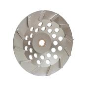 "Contractor Turbo Wet/Dry Cup Wheel, 7"""