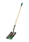 "48"" Square Point Shovel, Wood Handle"