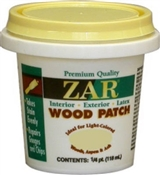 Zar's Wood Patch Neutral 1/2 Pint