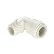 1/2x1/2 FEM Quick Connect Swivel Elbow