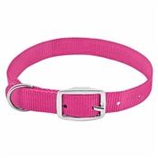 """Pet Expert Dog Collar, Pink, 3/4"""" x 17-20"""""""