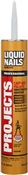 Project and Construction Adhesive, 28 Oz.