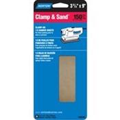 NORTON 48295 Multi-Stand Sheet, 150-Grit, Fine, Aluminum Oxide, 9 in L