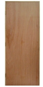 "2868 1-3/4"" Solid Core Lauan Door"