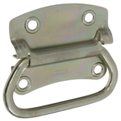"3-1/2"" Chest Surface Handle, Zinc"