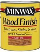 Wood Finish Oil Based Golden Oak 1/2 Pint