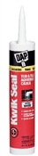 Kwik Seal Tub & Tile Adhesive Caulk White 10.1 Ounce