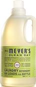 Clean Day 14631 Concentrated Laundry Detergent, 64 Oz, Bottle, Liquid, Lemon Verbena