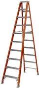 10' Fiberglass Type IA Step Ladder