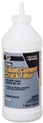 Cement Crack Filler Gray 1 Quart