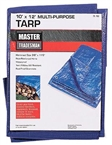 10' x 12' Blue Poly Storage Tarp Cover