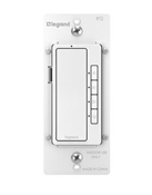 4-Button Digital Timer, White