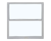2020 125 Single Glazed 1x1 Mill Single Hung Window