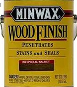 Wood Finish Oil Based Special Walnut 1 Gallon