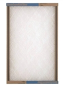 AAF 220-500-051 Disposable Panel Filter, 20 in L, 16 in W, 675 cfm