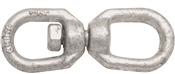 National Hardware N241-075 Swivel, 1/4 In, 850 Lb, Forged Steel, Galvanized