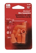 12 Pack Orange Wire Connector