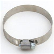 "11/16x1-1/4"" Stainless Steel Clamp"