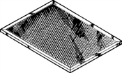 Ductfree Charcoal Filter Pads