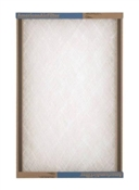 AAF 114251 Disposable Panel Filter, 25 in L, 14 in W, 725 cfm