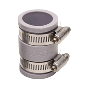 """Rubber Pipe Coupling, 1"""""""
