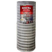 Galvanized Welded Wire, 36-In. x 100-Ft.