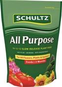 Schultz Spf48640 All-Purpose Slow-Release Plant Fertilizer, 3.5 Lb, Granules
