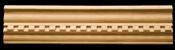 """MLD.CROWN DEN. 2 3/4"""" X 8' PINE"""