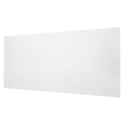 White Plain Melamine Wallboard Panel