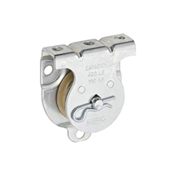 National Hardware N233-247 Single Pulley, 420 lb Weight Capacity, 3/8 in Rope