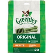 Greenies Petite Dog Treat-Pak
