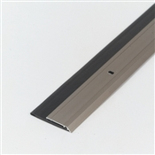 "36"" Heavy Duty Door Sweep, Satin Nickel"
