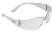 Close Fit Clear Lens Safety Glasses