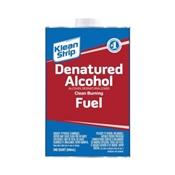 Klean Strip QSL26 Denatured Alcohol Fuel, 1 qt Can