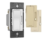 Tru-Universal Single Pole/3-Way Dimmer, Tri-Color