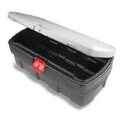 Storage Container 48 Gallon Black/Gray