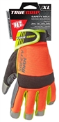 Extra Large, Hi Viz, High Performance, Safety Max, Work Gloves