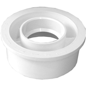 "4""x2"" PVC-DWV Reducing Bushing (SpxHub)"