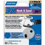 """Hook & Sand Sanding Disc, 5"""", 60 Grit"""