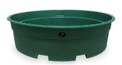 Green Poly Stock Tank - 700 Gallon