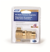Water Pressure Regulator - Brass