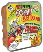 11.75OZ Hot Pepper Delight Suet Dought Cake