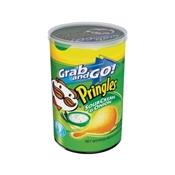 Pringles 84560 Potato Chips, 2.5 oz Can