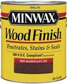 Wood Finish Oil Based Red Mahogany 1 Gallon